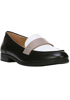 Veronica Loafers by Naturalizer®, BLACK WHITE GREY, hi-res