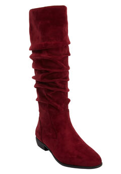 f8199b405bc6 The Shelly Wide Calf Boot by Comfortview®