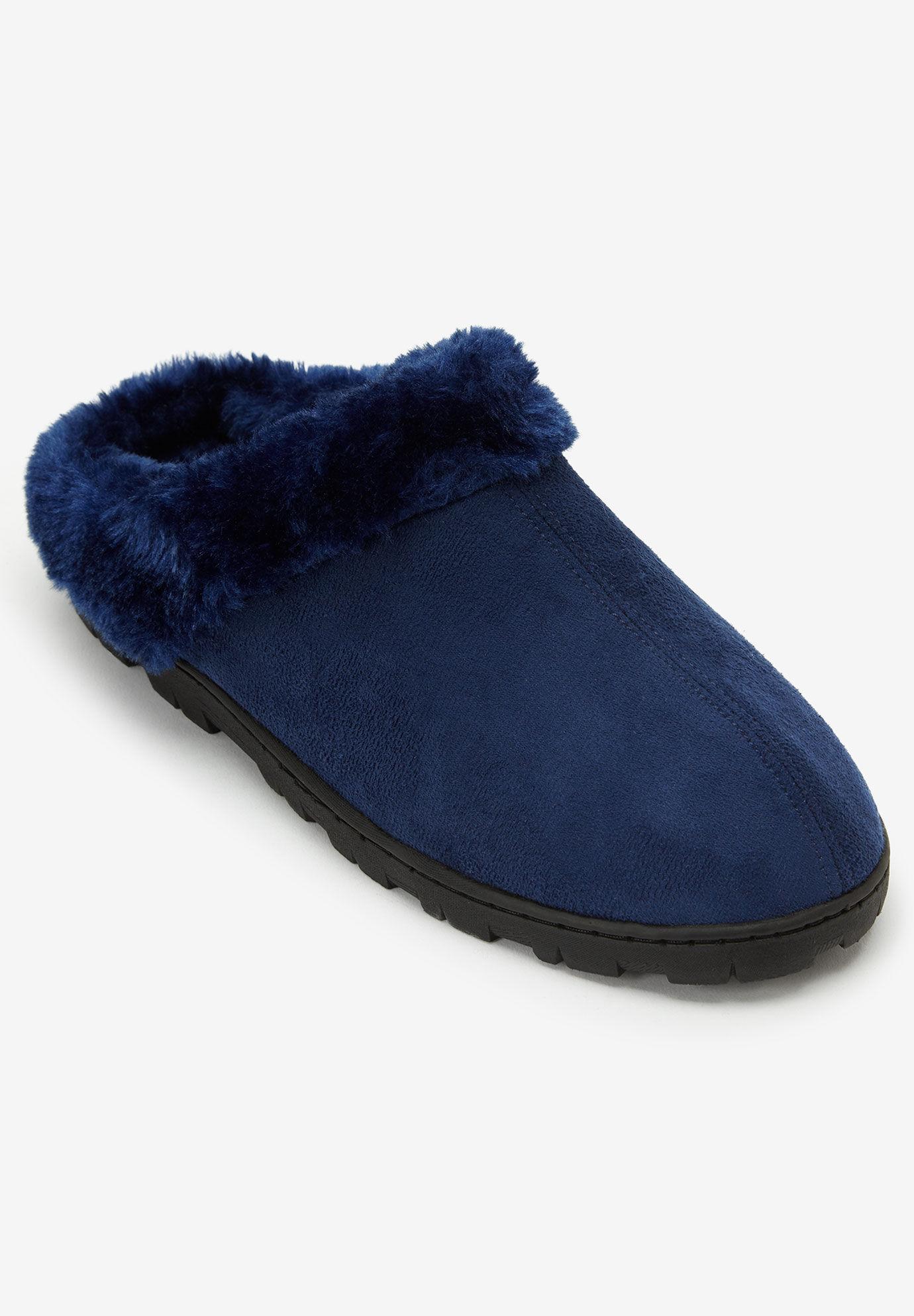 Wide \u0026 Extra Wide Width Slippers