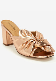 The Bekah Mule by Comfortview®, COPPER