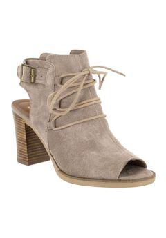 Pru Italy Dress Sandals by Bella Vita®, ALMOND SUEDE, hi-res