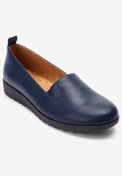 4471817452b Wide Width Flats   Slip On Shoes for Women