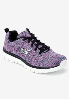 9d503587ba9e The Graceful Twisted Fortune Sneaker by Skechers®