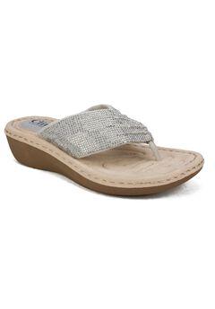 Calvert Thong Sandals by Cliffs,