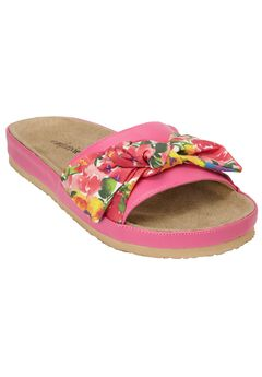 Stassi Sandals by Comfortview®, CARNATION WATERCOLOR, hi-res