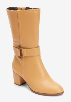 The Kenedy Wide Calf Boot by Comfortview®,