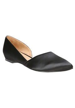 Samantha Flats by Naturalizer®, BLACK, hi-res