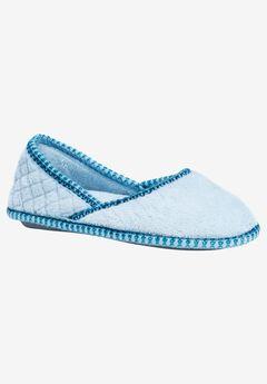 Beverly Micro Chenille Slipper by Muk Luks,