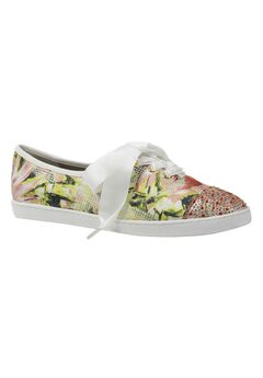 Schooner Sneakers by J. Renee®, CORAL MULTI, hi-res