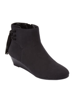 The Evalyn Bootie by Comfortview®,