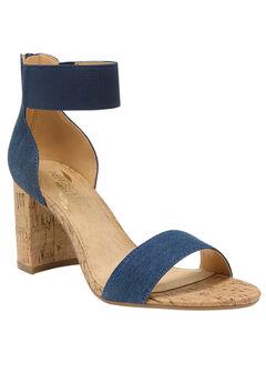 High Hopes Sandal by Aerosoles®, DENIM COMBO, hi-res