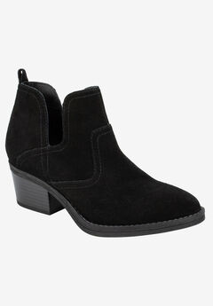 Woodcut Bootie by White Mountain,