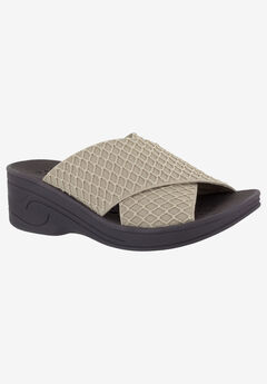 Agile So Lite Sandal by Easy Street®,