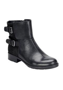Vardel Booties by Comfortiva, BLACK, hi-res