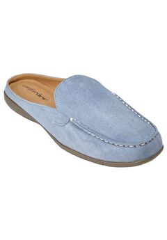 Giselle Moccasins by Comfortview®, CHAMBRAY, hi-res