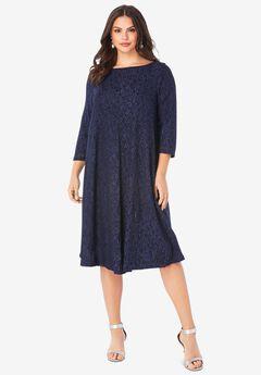 Lace Swing Dress,