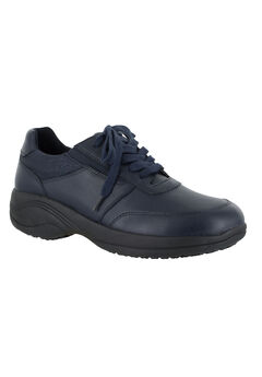 Middy Sneakers by Easy Works by Easy Street®, NAVY MESH, hi-res
