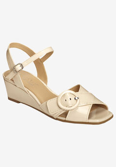 Hornet Wedge Sandal by Aerosoles®,