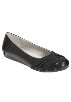 Spin Cycle Flats by Aerosoles®, BLACK, hi-res
