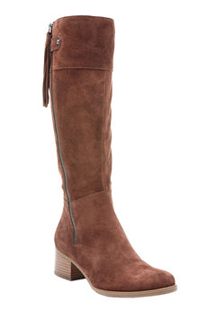 Demi Boots by Naturalizer®, CHOCOLATE, hi-res