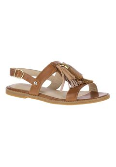 Chrissie Tassel Sandals by Hush Puppies®,