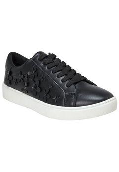 Hallie Sneakers by Comfortview®, BLACK, hi-res