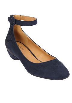 The Pixie Pump by Comfortview®, NAVY, hi-res