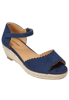 Charlie Espadrilles by Comfortview®, NAVY