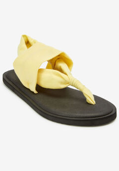The Leni Soft Footbed Sandal by Comfortview®,