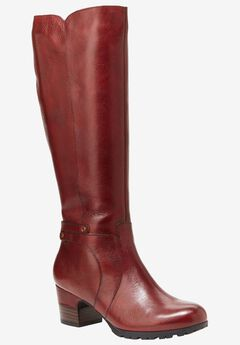 Cahi Wide Calf Boots by Jambu®,