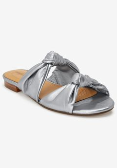 The Jaclyn Sandal by Comfortview®,