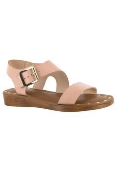 Luc-Italy Sandals by Bella Vita®, BLUSH LEATHER, hi-res