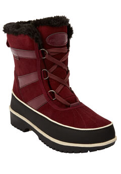 Wide Calf Cold Weather Boots For Women Woman Within