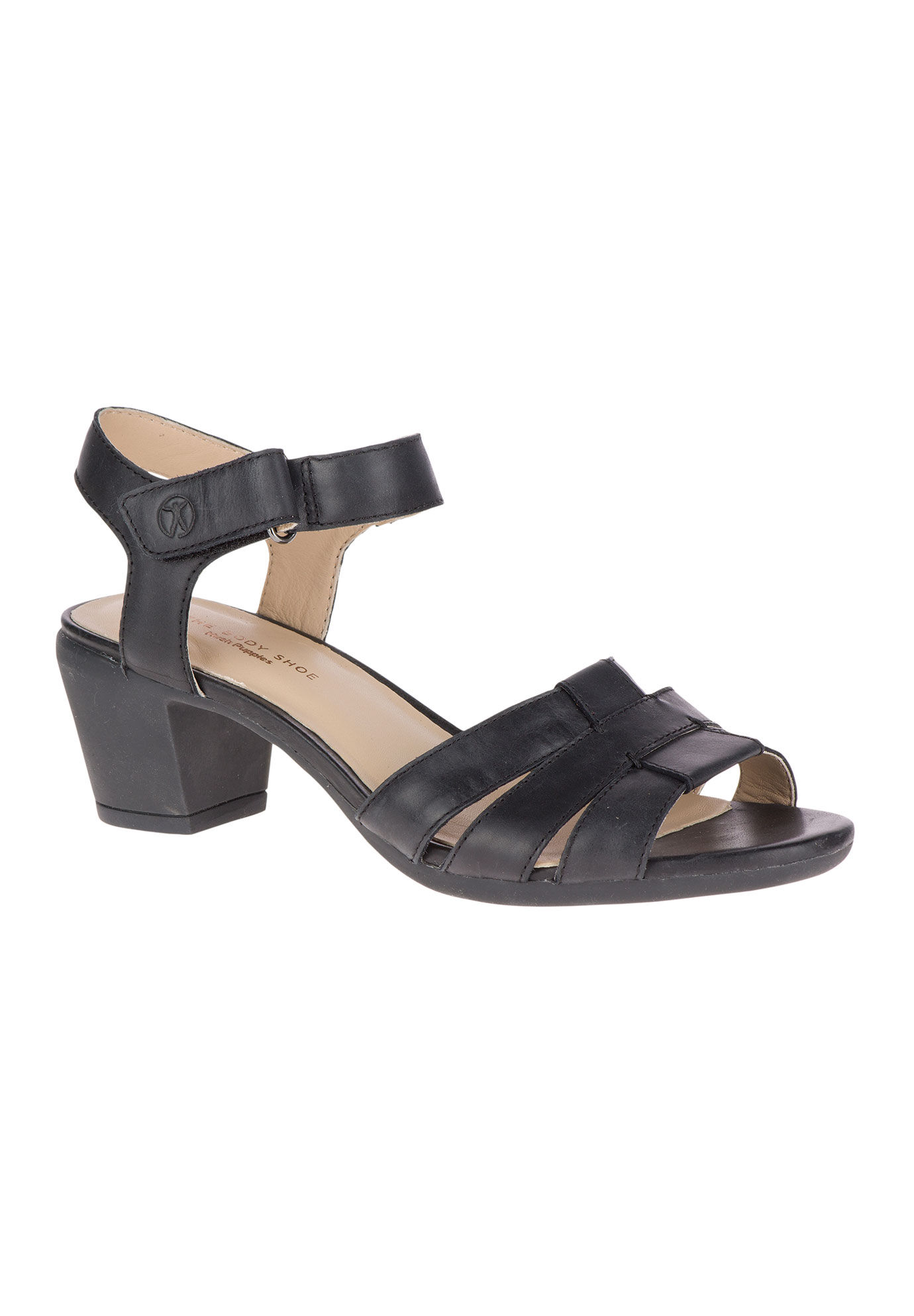 Masseter Quarter Strap Sandals by Hush Puppies®