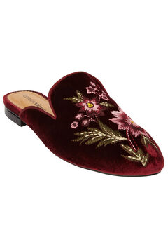 The Taylor Mule by Comfortview®, BURGUNDY, hi-res