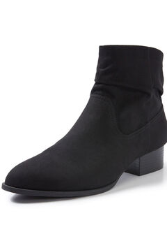 Good Soles Slouch Ankle Boot,