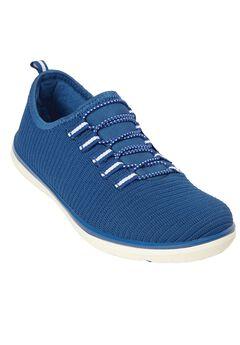 The Ariya Sneaker by Comfortview®, EVENING BLUE, hi-res