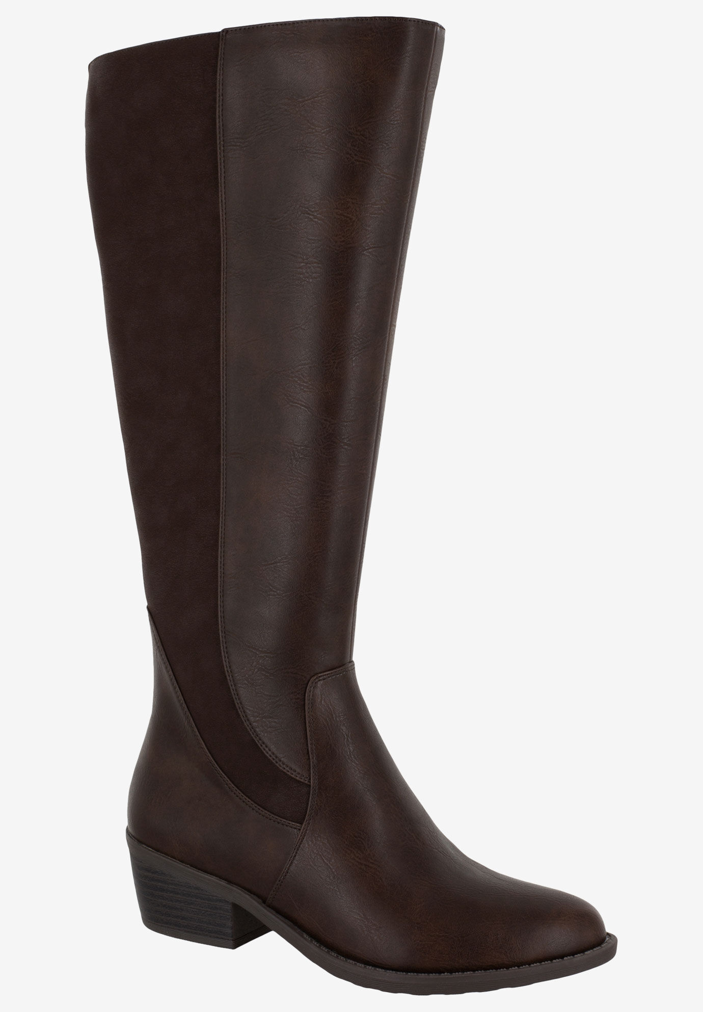 Cortland Plus Wide Calf Boot | Woman Within