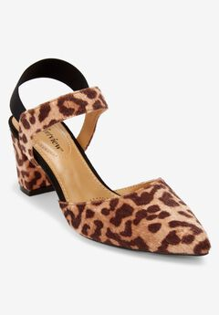The Mykela Pump by Comfortview®,