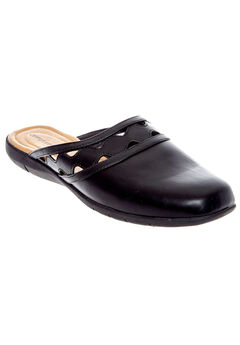 McKenna Mules by Comfortview®, BLACK, hi-res