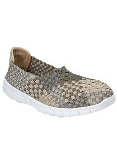 Ria Sneaker by Comfortview®, METALLIC MULTI