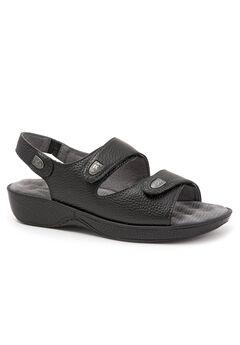 Bimmer Sandals by SoftWalk®, BLACK, hi-res