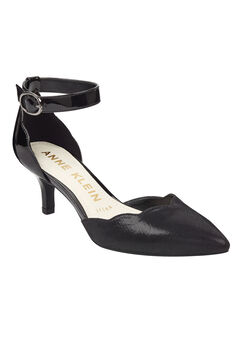 Fonda Pumps by Anne Klein®, BLACK, hi-res