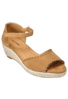 Charlie Espadrilles by Comfortview®, TAN