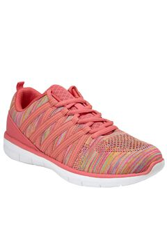 Pacillia Sneakers by Comfortview®, CORAL MULTI, hi-res
