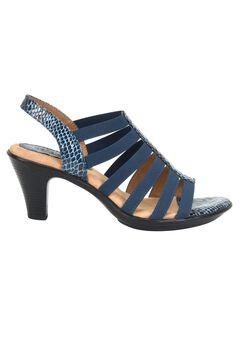 Naples Sandals by Softspots®, NAVY, hi-res