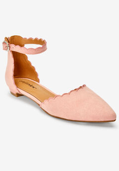The Amber Flat by Comfortview®, SILVER PINK