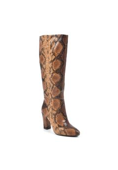 Cosmic Wide Calf Boot ,