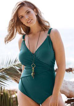 a135b00a6b738 Clearance Plus Size Swimwear for Women