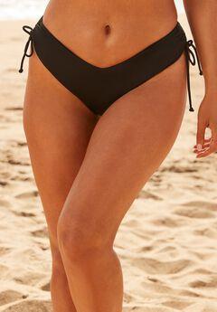Camille Kostek Cheeky Bikini Bottom, MIDNIGHT